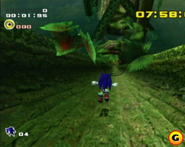 Escee com - Videogame Reviews - Sonic Adventure 2