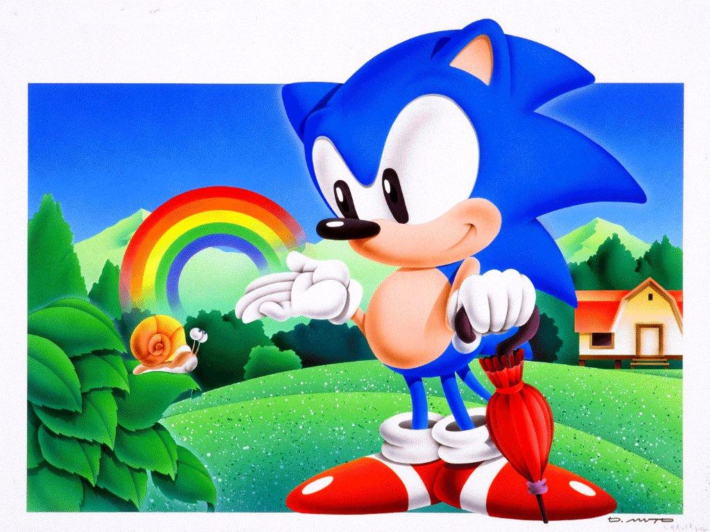 Truebluenet Sonic Downloads Desktop Wallpaper Sonic Screensaver