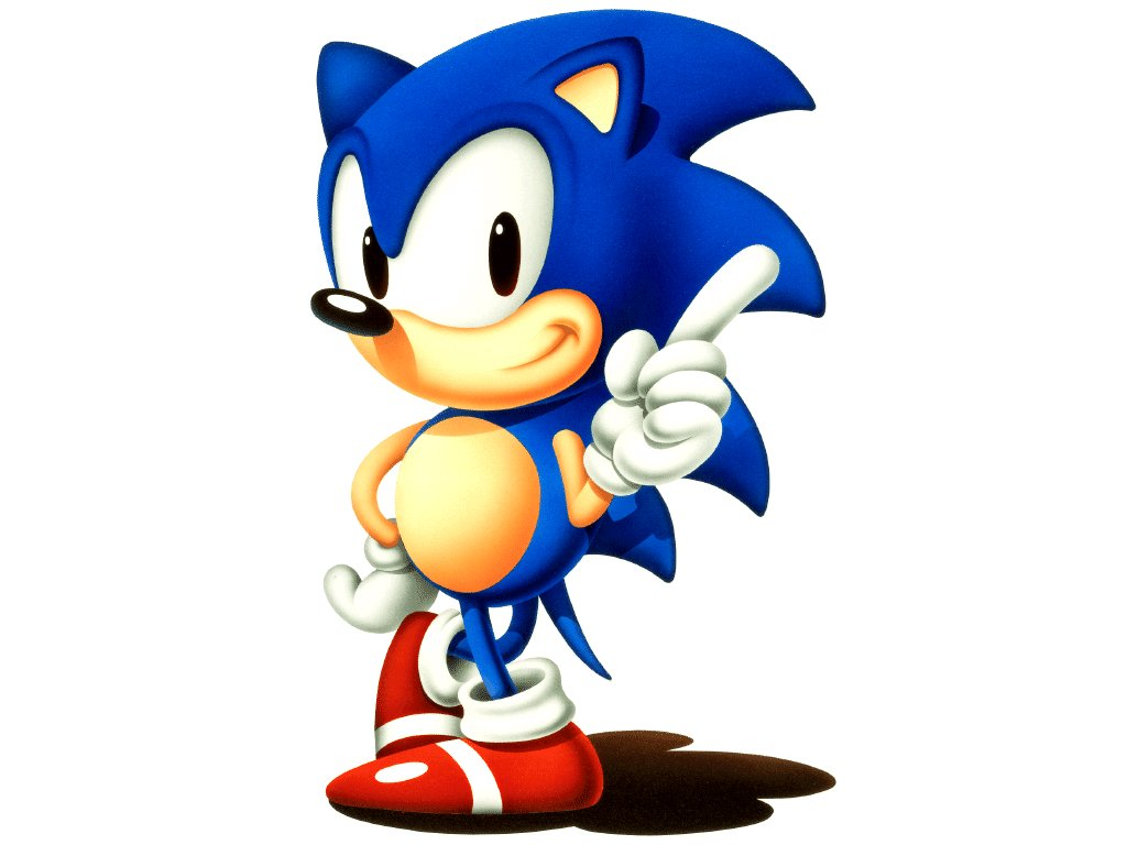Sonic26 The Classic Sonic Image