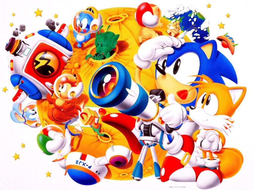 Truebluenet Sonic Downloads Desktop Wallpaper